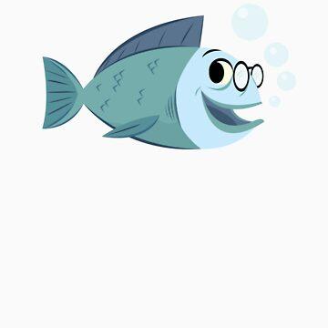 Mr Limpet Fish by mattpott