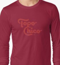 Topo Chico Long Sleeve T-Shirt