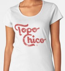 Topo Chico Women's Premium T-Shirt