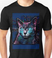 CAT MULTICOLOR Unisex T-Shirt