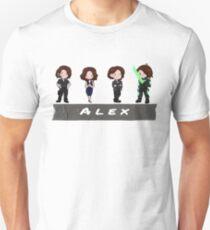Camiseta unisex Cinta de Alex Danvers Duck