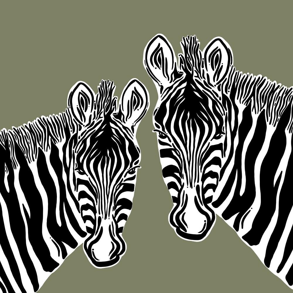 Zebra Brothers | Green by hailandtimber