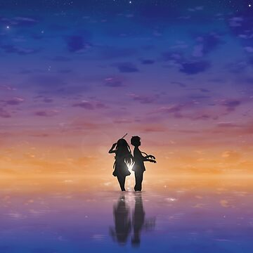 Romantic Moment Your Lie in April by annawoodz