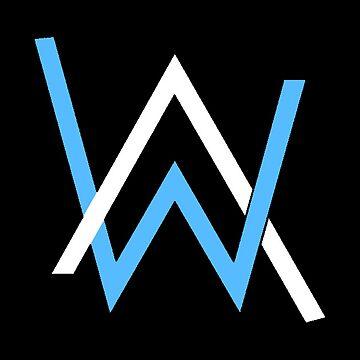 Alan Walker Lightweight Merchandise by LeviMill