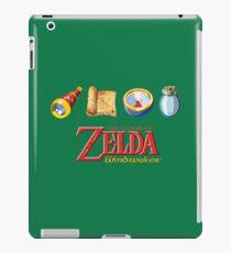 The Legend of Zelda Wind Waker iPad Case/Skin