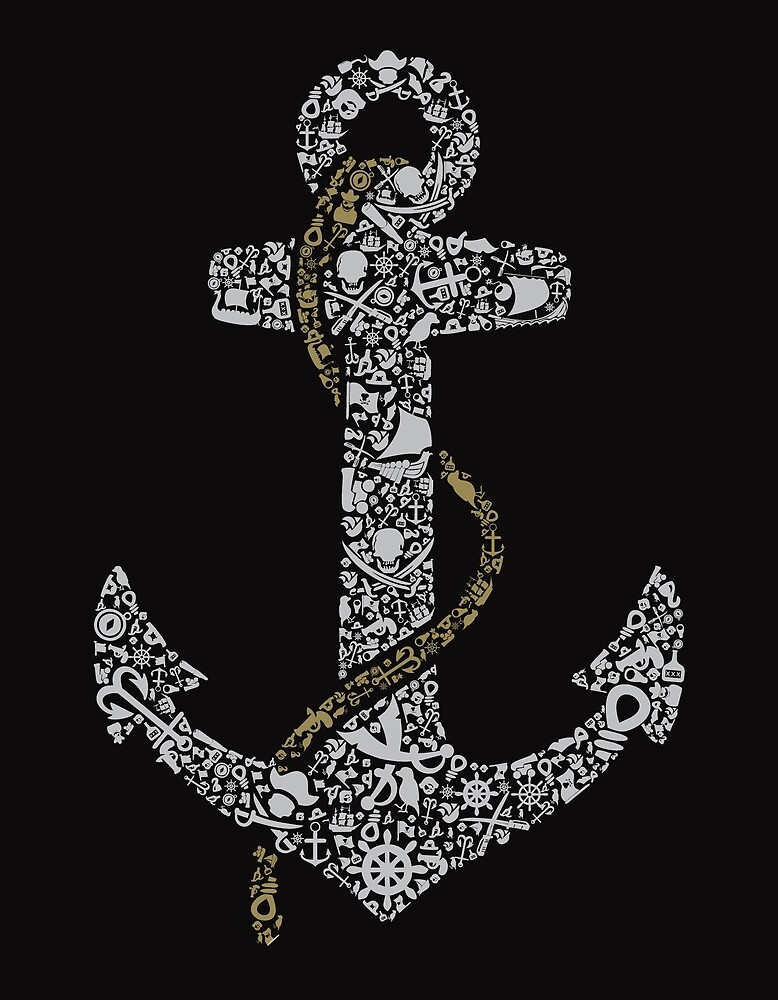 Anchor for Nautical Lovers by ts66666