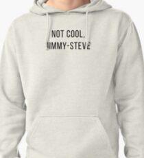 not cool, j.s. - shameless Pullover Hoodie