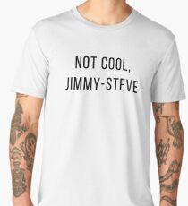 not cool, j.s. - shameless Men's Premium T-Shirt