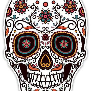 Ornamental Skull by anisahara
