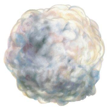 Cloud I Glump by karlfrey