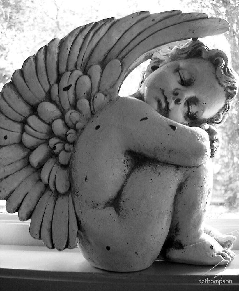 Angel by tzthompson