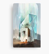 The Crystal-Flesh Hermitage Metal Print