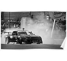Federal 180 Drift Car Poster