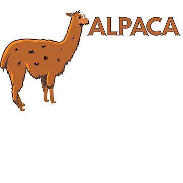 Roadtrip? Alpaca My Things by gearof