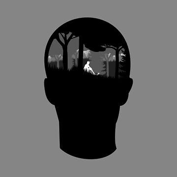 Peace of Mind (Black Vers.) by UberAutomaton