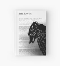 The Raven - Edgar Allan Poe Hardcover Journal