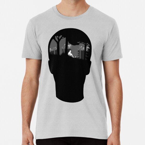 Peace of Mind (Black Vers.) Premium T-Shirt