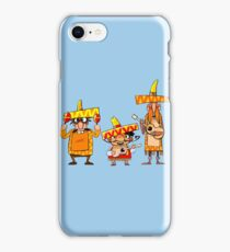 Mexican musicians iPhone Case/Skin