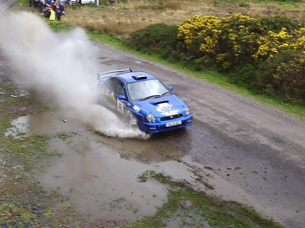 Rally of the Lakes Killarney Co. Kerry Ireland by James Cronin
