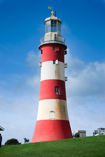 Lighthouse: Smeaton's Tower by DonDavisUK