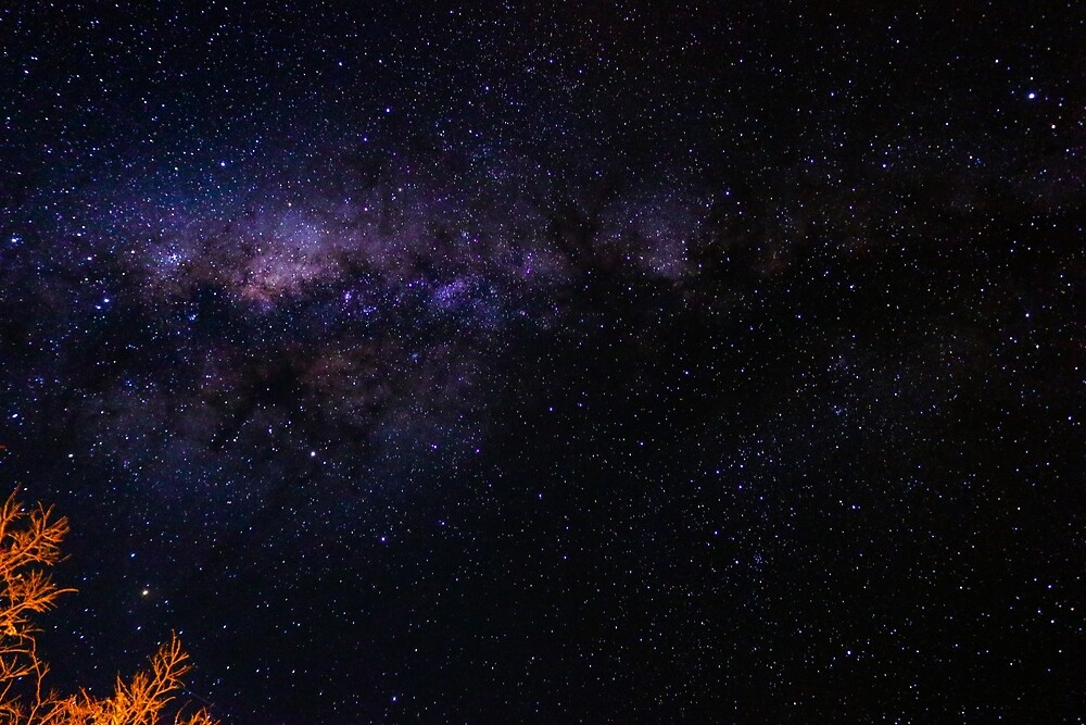 Outback Galaxy by wc-photography