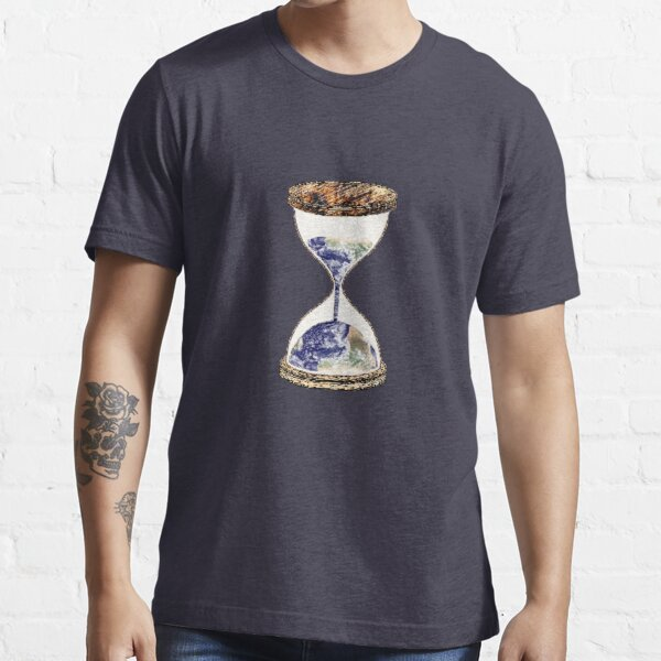 Earth Within an Hourglass Essential T-Shirt