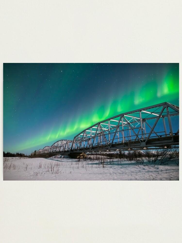 Alternate view of Bridge to Heaven Photographic Print
