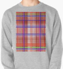 McRed Plaid Pullover