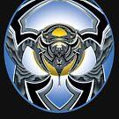 Tribal Shield by webgrrl