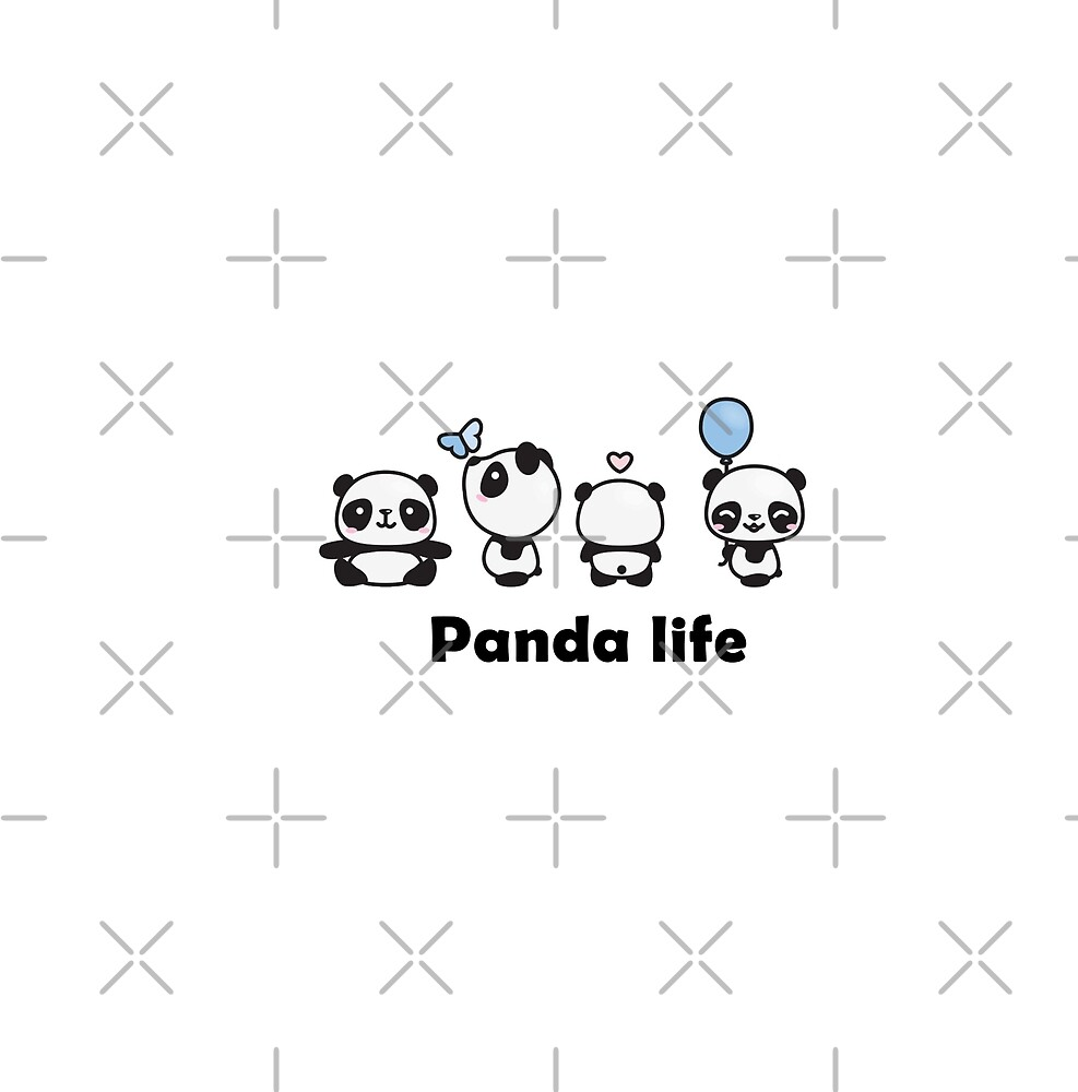Panda by People Collect