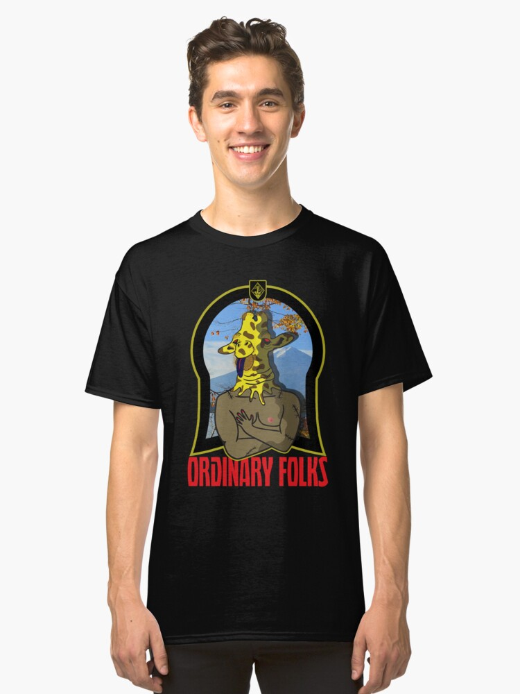 Ordinary Folks Classic T-Shirt Front