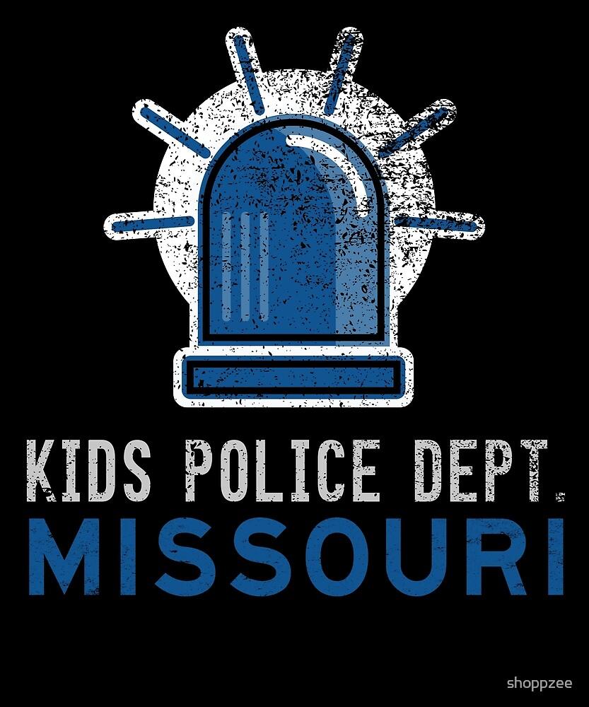 Missouri Police Gear For Kids Police For Kids by shoppzee