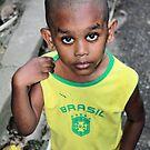 Gorgeous Brazilian Boy, Rio De Janeiro. 2009 by Tash  Menon
