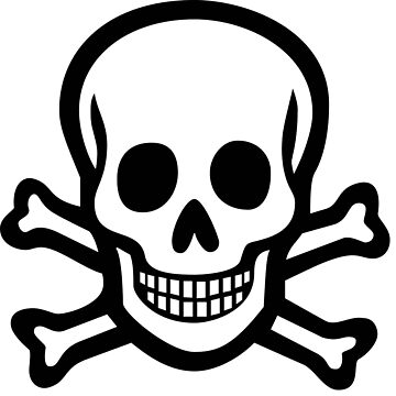 Skull, Poison,  by sfw-media