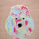 Gelati Poodle by Jacqueline Eden