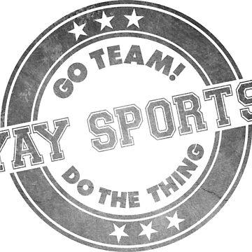 Yay Sports! by bluechroma