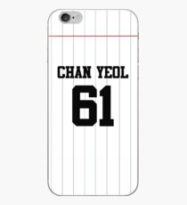 EXO Chanyeol Baseball Jersey iPhone-Hülle & Cover