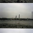 Going Going Gone; Ipswich Power Station 1994 by wiggyofipswich