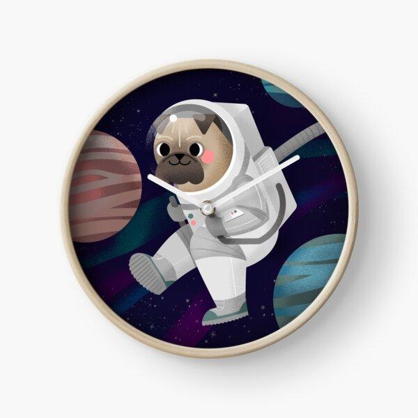 Astro-Pug Clock