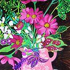Little Pink Jug by marlene veronique holdsworth