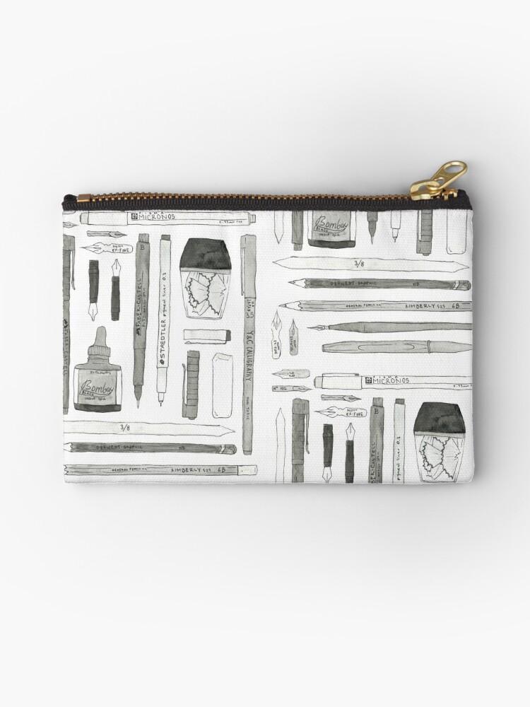 Art Supplies by Michelle Esbensen
