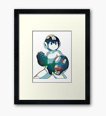 Mega Man Mega Buster - Type B Framed Print
