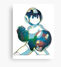 Mega Man Mega Buster - Type B Canvas Print