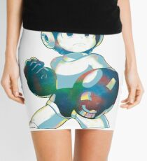 Mega Man Mega Buster - Type B Mini Skirt