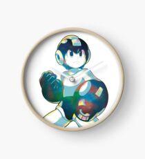 Mega Man Mega Buster - Type B Clock