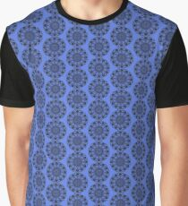 Crown Mandala by haymelter Graphic T-Shirt