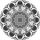 Crown Mandala by haymelter by haymelter