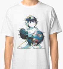 Mega Man Mega Buster - Type C [Glitch Remix] Classic T-Shirt