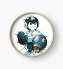 Mega Man Mega Buster - Type C [Glitch Remix] Clock