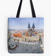 Old Town Square, Prague, Czech Republic Tote Bag